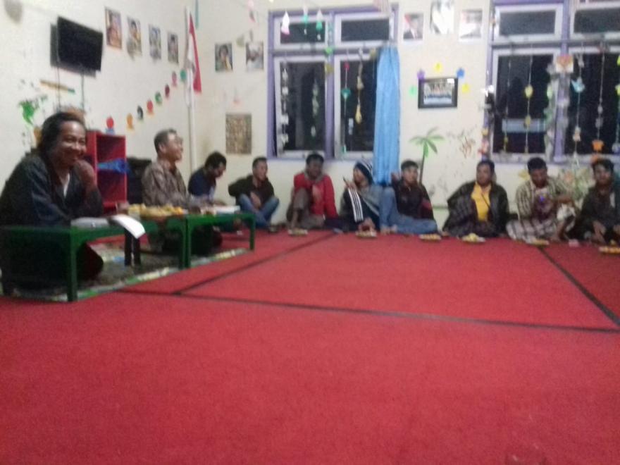 Image : Pembentukan Paguyuban Seni Budaya Desa Losari